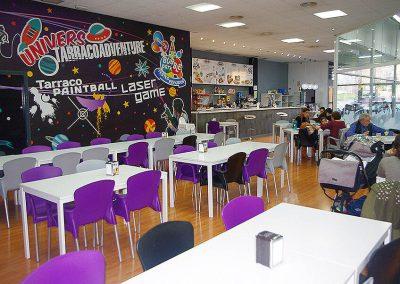 Impresión digital en parques infantiles