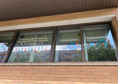 Rotulación Radio Tarragona