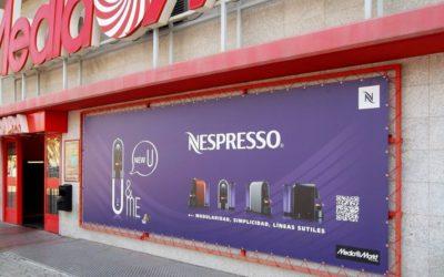 Impresión digital en lonas publicitarias