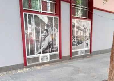 Rotulación fotos antiguas en Tarragona